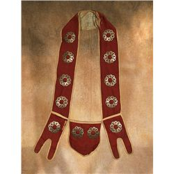 Improved Order of the Red Man Sash, Circa 1900