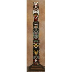 Rick Williams, Totem Pole