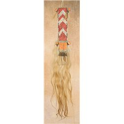 Sioux Hair Drop, early 1900s