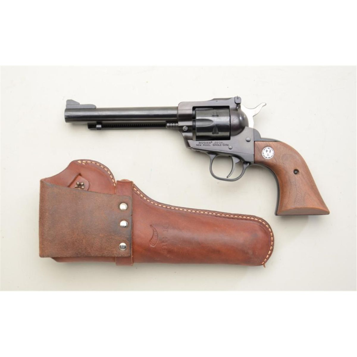 """black singles in sixes The 22 magnum cartridge was introduced by winchester in 1959 ruger introduced its single-six single action revolver in 22 """"magnum only"""" around june of that same year the """"magnum only."""