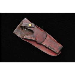 Desirable leather holster by Arizona Saddlery  Co., Prescott, Ariz. in overall very good  condition