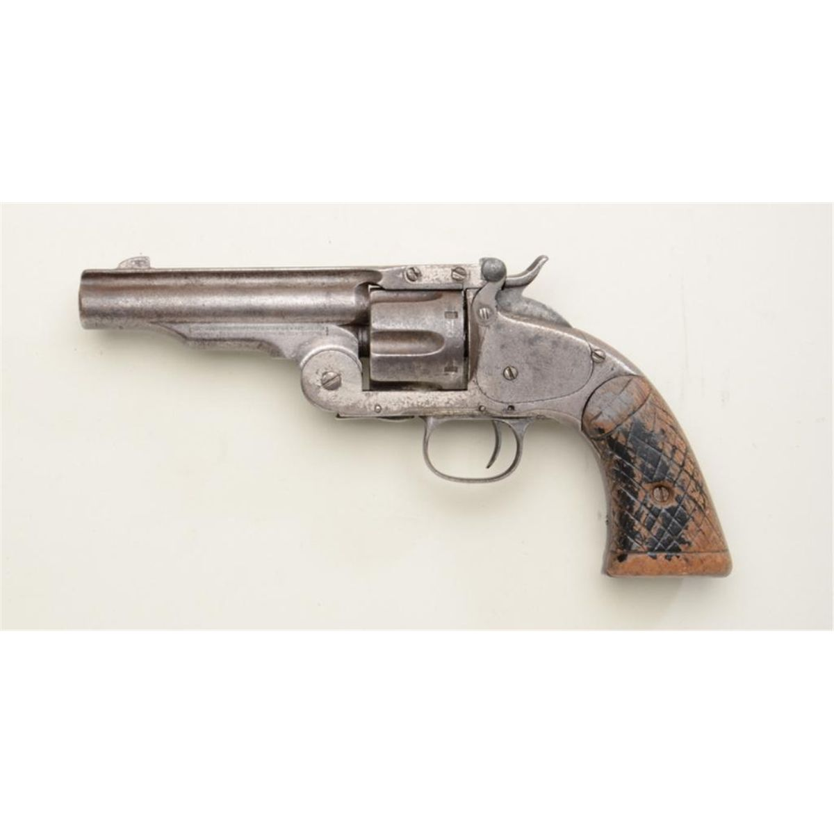 Smith & Wesson 2nd Model Schofield Revolver, .45 Cal