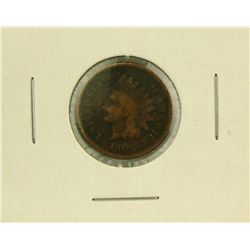 Rare 1869 Indian Head Penny Hard to find  Great addition to any collection Estimate  $300-$600