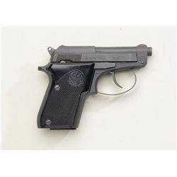 "Beretta Model 21A magazine fed, tip up barrel  pistol, .22LR cal., 2-1/2"" barrel, mat black  finish,"