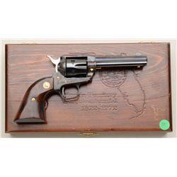 Colt Florida Territory Sesquicentennial  (1822-1972) Commemorative single action Scout  revolver, .2