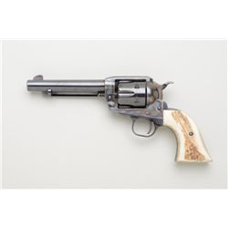 "Ruger Vaquero SAA revolver, .357 Magnum cal.,  5-1/2"" barrel, finely custom re-finished by  Doug Tur"