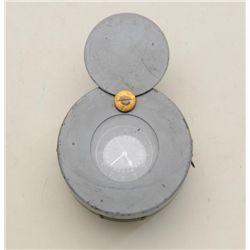 """U.S. Army Air Force (circa WW II) G.C.T.  navigation watch by Hamilton marked on  reverse """"part AN 5"""