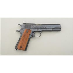 "Argentine Model 1927 semi-auto pistol (style  of 1911-A1), slide marked ""D.G.F.M. –  (F.M.A.P.)"" .45"
