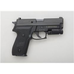 "Sig Sauer Model P229 DA semi-auto pistol, .40  S&W cal., 4"" barrel, mat black finish, wrap  around b"