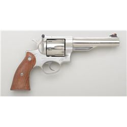 "Ruger Redhawk Model DA revolver, .44 Magnum  cal., 5-1/2"" barrel, stainless steel, smooth  Ruger med"