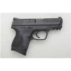 "Smith & Wesson compact Military Police Model  DA semi-auto pistol, .40 S&W cal., 3-1/2""  barrel, mat"