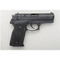 "Beretta Model 8045 F Cougar DA semi-auto  pistol, .45 cal., 3-3/4"" barrel, mat black  finish, ambide"