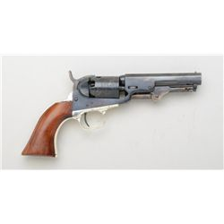 "Colt modern Blackpowder Series Model 1849  Pocket Model percussion revolver, .31 cal.,  4"" octagon b"