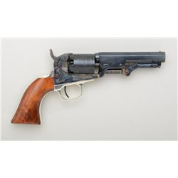 Colt New Blackpowder Series Model 1849  percussion pocket revolver, .31 cal., blue  and case hardene