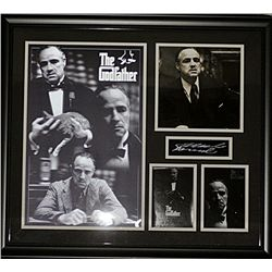 The Godfather  Small Black & White Hologram