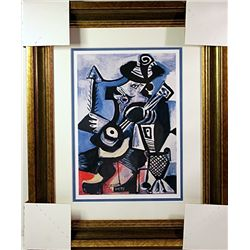 Limited Edition Picasso Paintings Signed