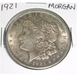 1921 Morgan Silver Dollar *NICE COIN*!!