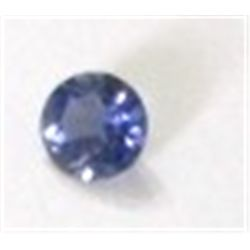 .40 ct Natural Iolite Cut & Faceted *HIGH GRADE*!!!! Iolite came out of Estate Bank Safe Deposit!!!!