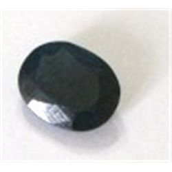 2.85 ct Natural Sapphire Cut & Faceted *HIGH GRADE*!!!! Sapphire came out of Estate Bank Safe Deposi