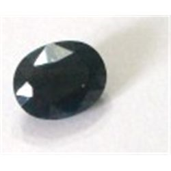 3.70 ct Natural Sapphire Cut & Faceted *HIGH GRADE*!!!! Sapphire came out of Estate Bank Safe Deposi