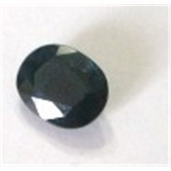 3.55 ct Natural Sapphire Cut & Faceted *HIGH GRADE*!!!! Sapphire came out of Estate Bank Safe Deposi
