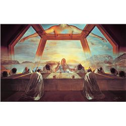 The Sacrement Of The Last Supper - Dali - Limited Edition on Canvas