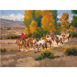 Kim Mackey - New Mexico Ponies