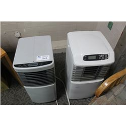 2 PORTABLE AIR CONDITIONERS