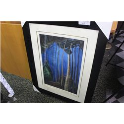 FRAMED LIMITED EDITION PRINT