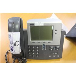 25 CISCO 7940 I.P. TELEPHONE HANDSETS