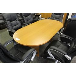 6' TOWNSHIP MAPLE BOARDROOM TABLE