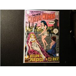 DC The New Wonder Woman #183 15 cent comic