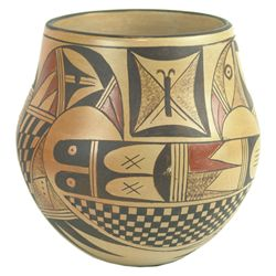 Hopi Pottery Jar- Sara Collateta