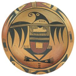 Hopi Pottery Bowl - Nampeyo Family