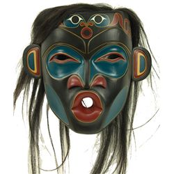 Northwest Coast Mask - John Iverson