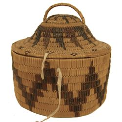 Thompson River Basket