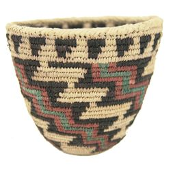 Skokomish Basket - Richard Cultee