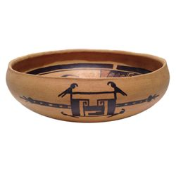 Sityatki Pottery Bowl -Michael Hawley