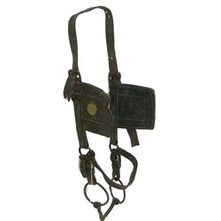 Antique Military Bridle