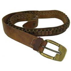 Vintage Western Cartridge Belt