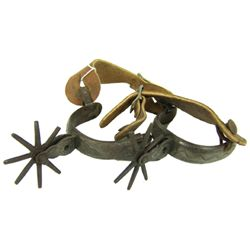 Antique Western Spurs