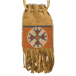 Southern Plains Beaded Bag