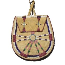 Cheyenne Beaded Bag