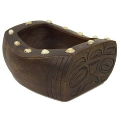 Northwest Coast Carved Box - Rich Lavalle