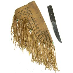 Blackfoot Knife & Sheath