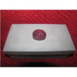 197 ct Red Ruby Gemstone