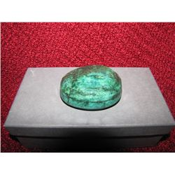 817 ct Green Emerald Gemstone