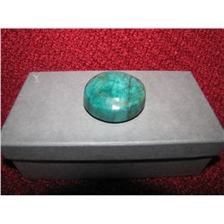 411 ct Green Emerald Gemstone
