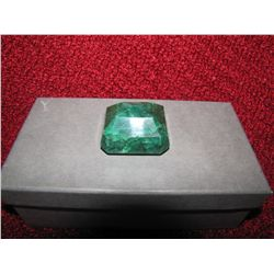389 ct Green Emerald Gemstone