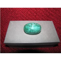 433 ct Green Emerald Gemstone